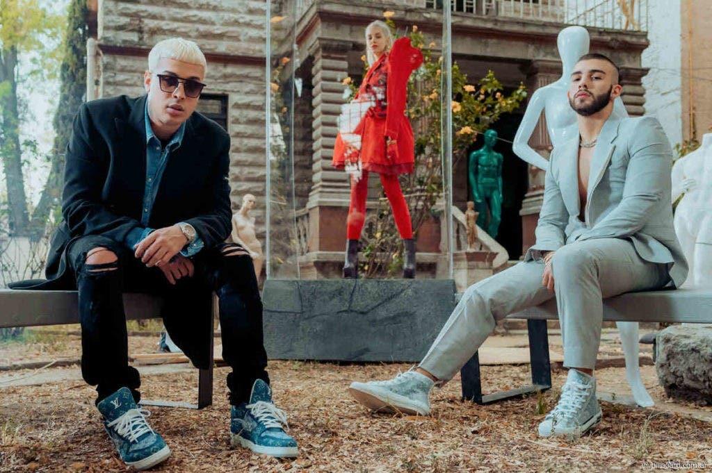 """Y es que según recordó Turizo, fue el veterano reguetonero puertorriqueño Nicky Jam quien en 2016 le abrió el camino al estrellato al colaborar en el """"remix"""" del tema """"Una lady como tú"""","""