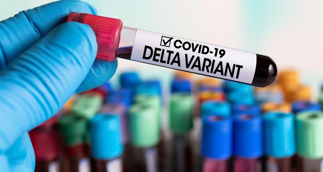 Variante delta es responsable del 93% de casos covid-19 en EEUU