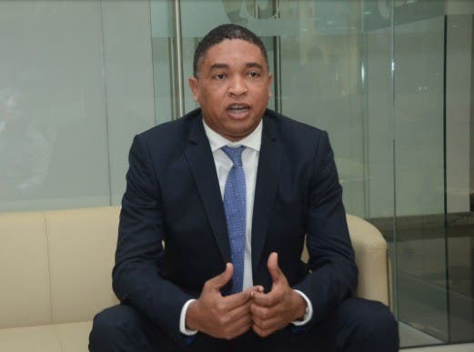 El vocero del bloque de diputados del Partido de la Liberación Dominicana (PLD), Iván Lorenzo