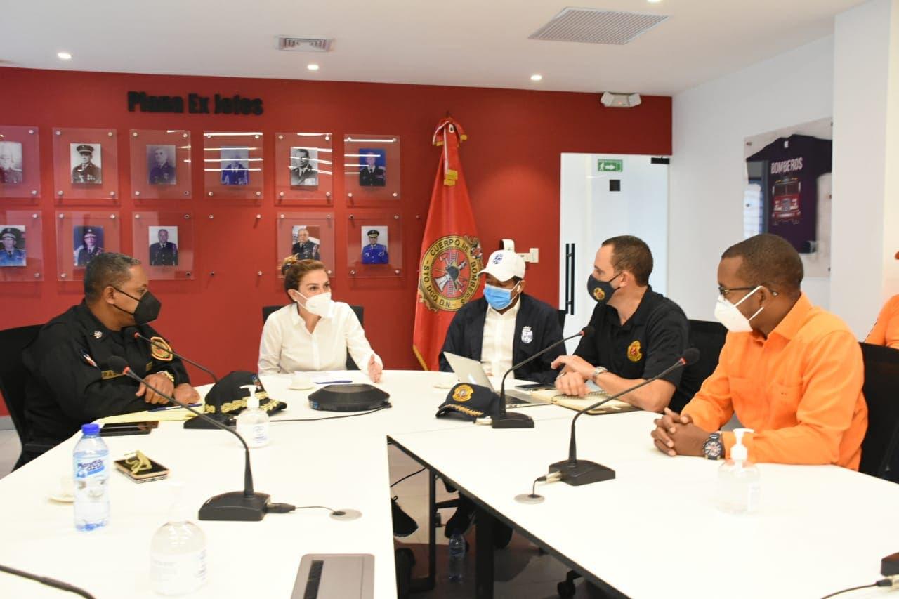 DN activa Comité de Prevención ante paso huracán Elsa