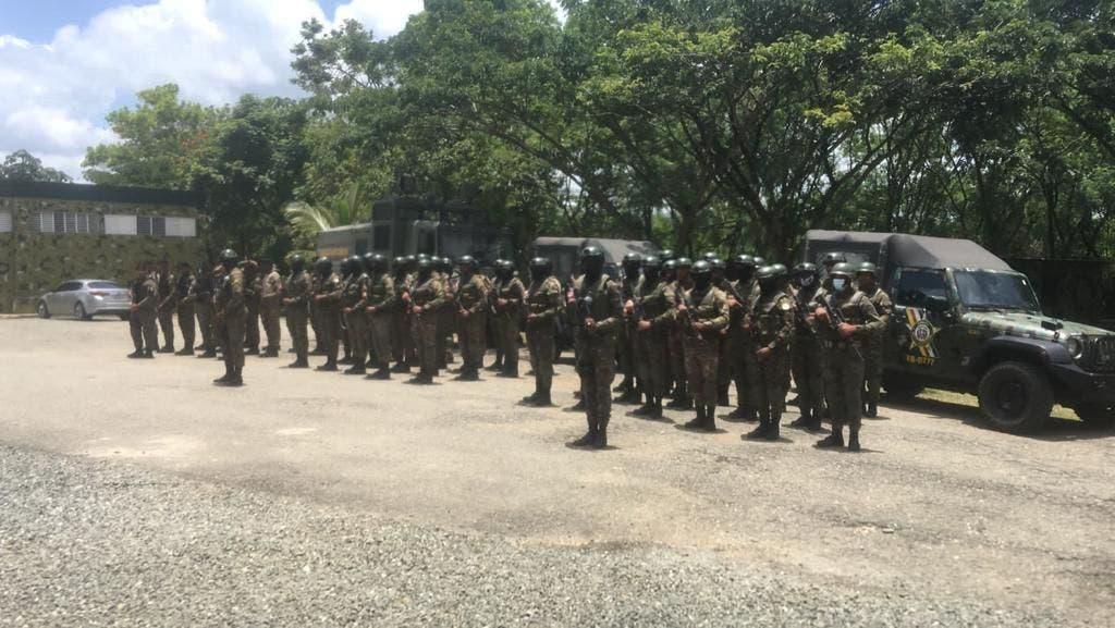 Medidas frontera por magnicidio  mandatario Haití