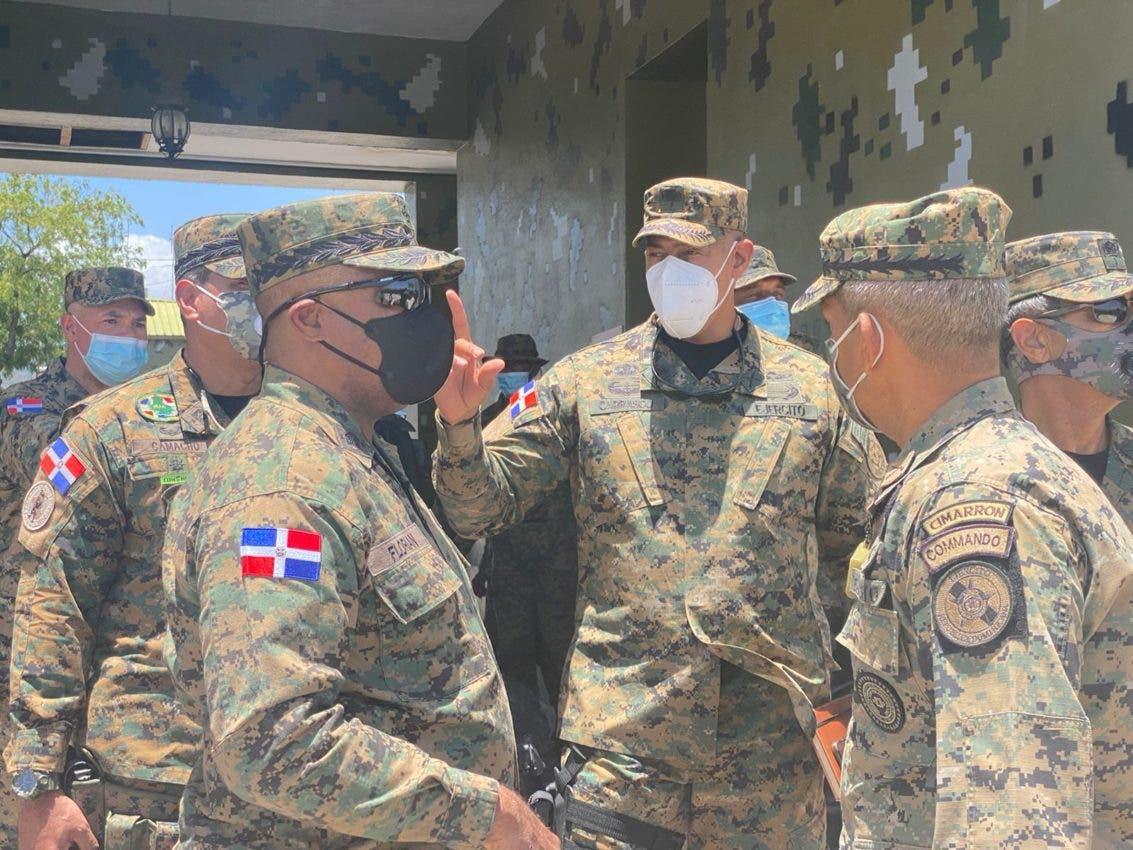 Comandante Ejército dice población fronteriza está segura