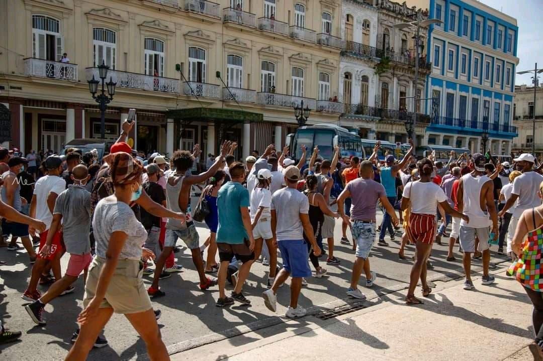 Cinco claves para entender las protestas antigubernamentales en Cuba
