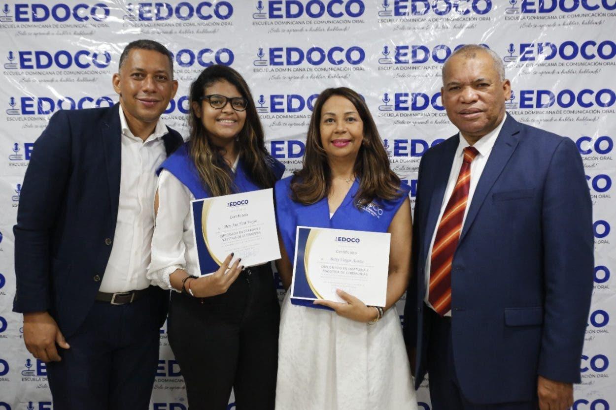 EDOCO gradúa a decenas de jóvenes