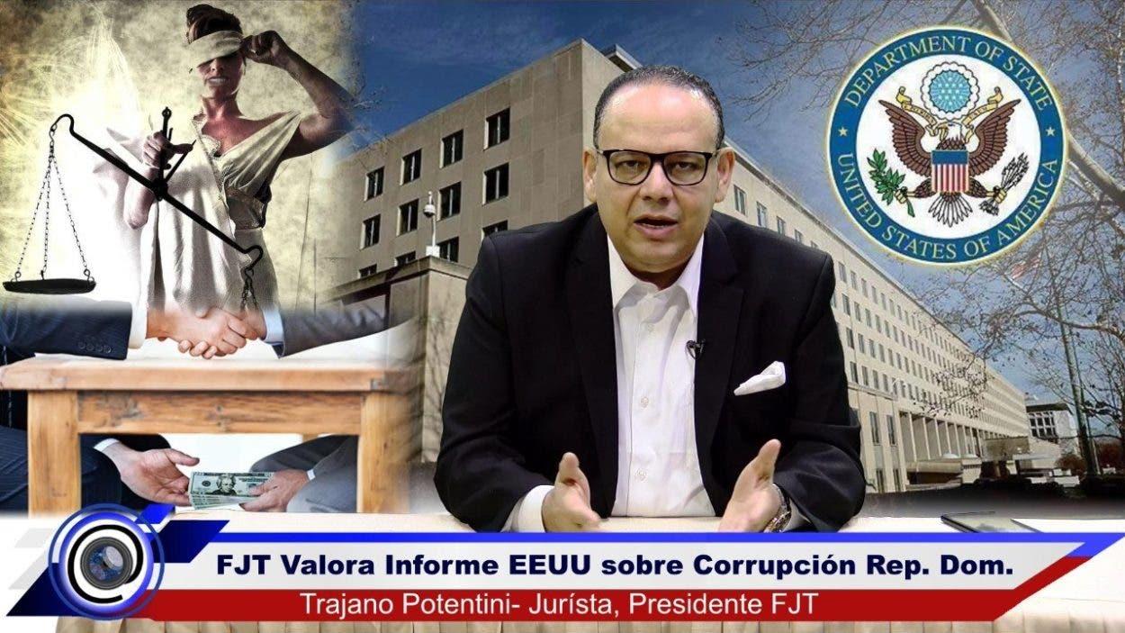 Potentini: país podría ser sancionado si no controla la corrupción