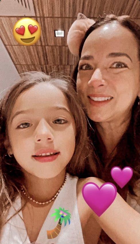 """Ella misma así tituló este vídeo: """"Alaïa me emocionó hasta las lágrimas"""". Y no fue a la única."""