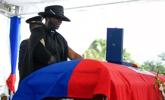 """Primera dama de Haití dice asesinado presidente fue """"traicionado»"""