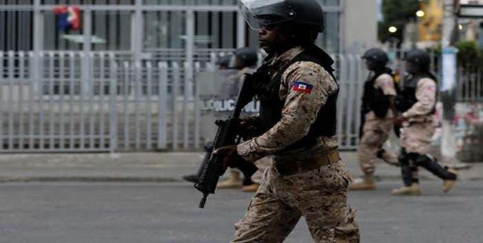Gobierno interino de Haití pide tropas a EEUU y la ONU