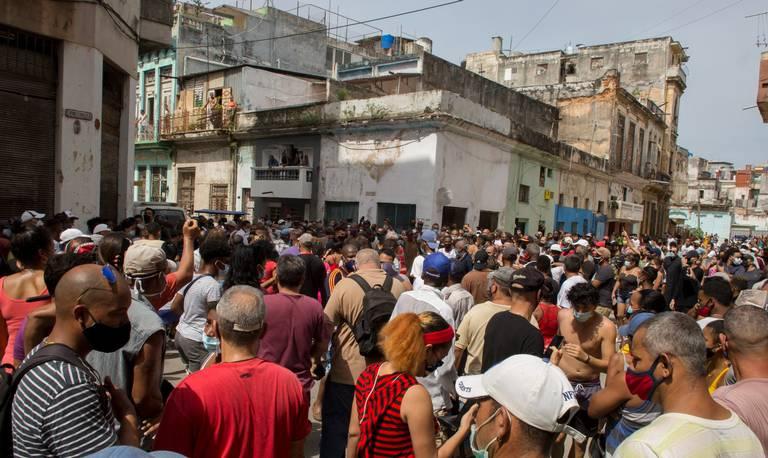 España dice no es democracia un país como Cuba, donde se violan los derechos