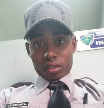 Fallece Policía se había disparado a la cabeza
