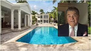 """""""Don Francisco"""" vende casa en Miami por 24 millones de dólares"""