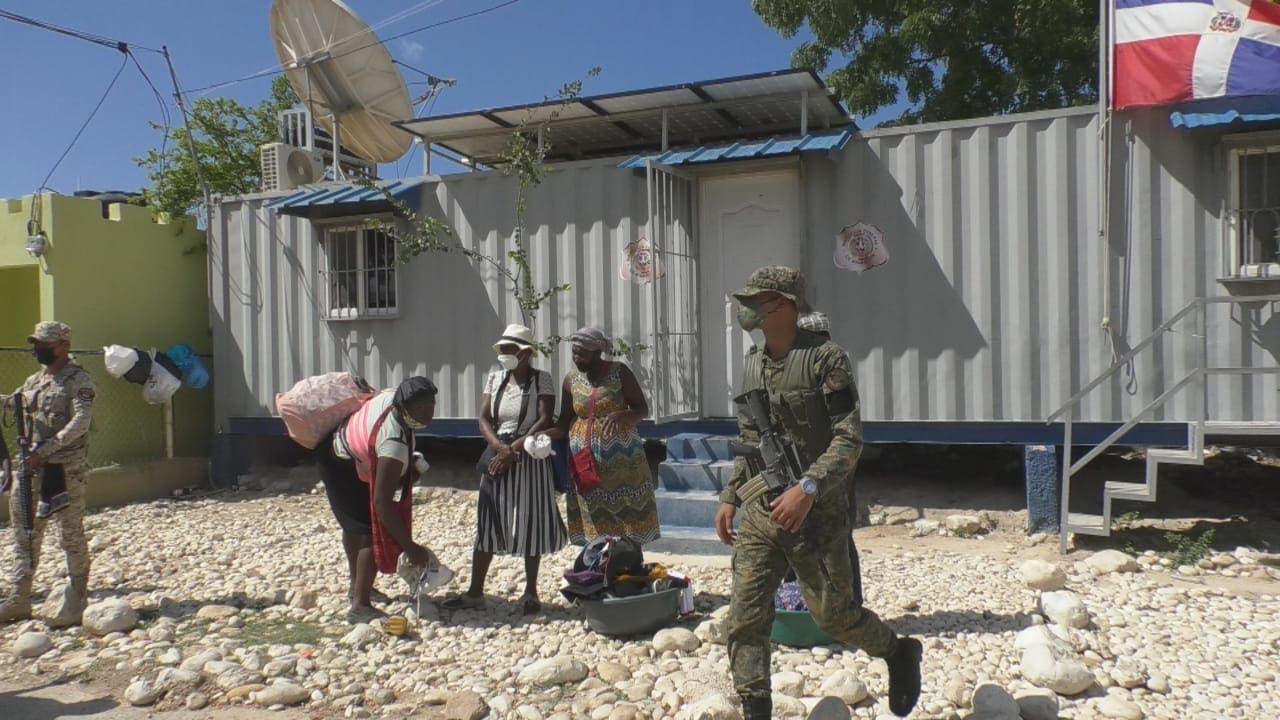 Frontera con Pedernales sigue en calma