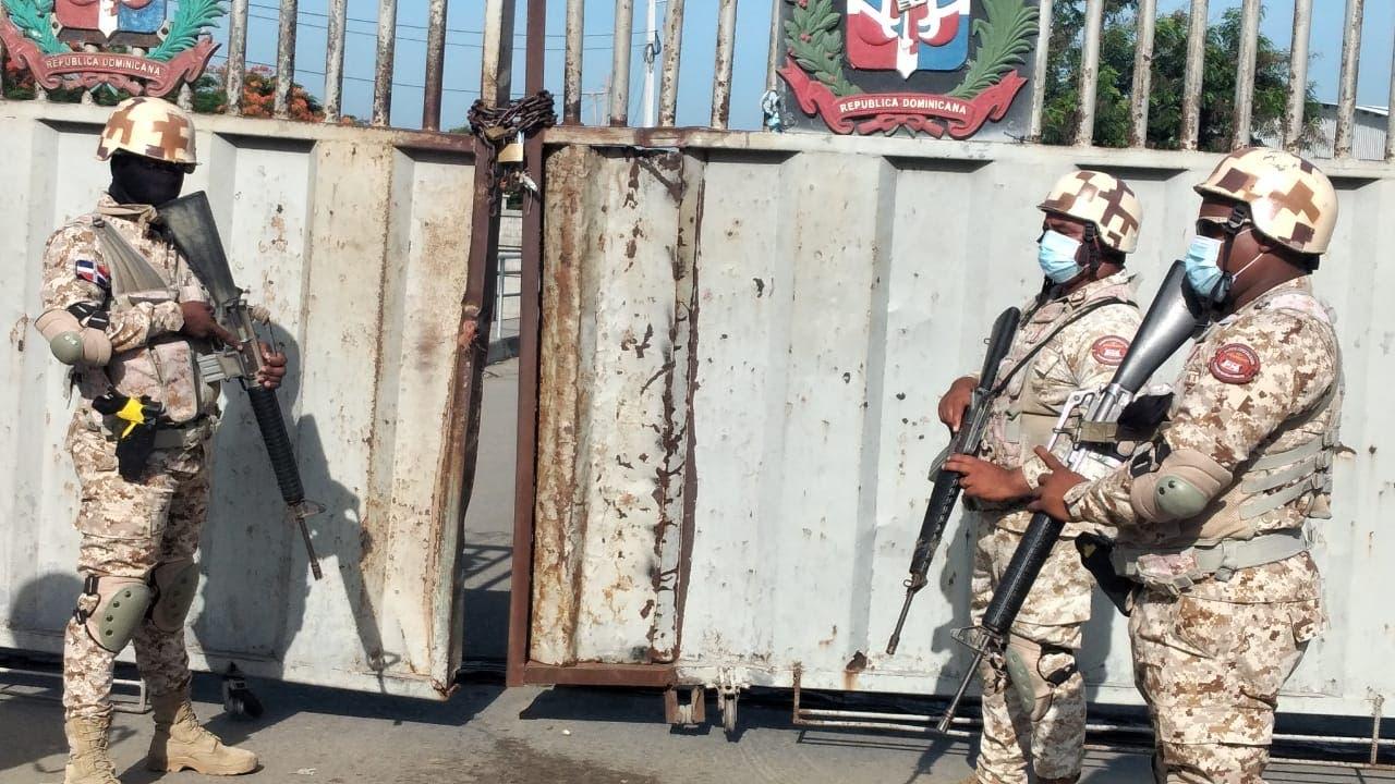 Frontera en calma tras asesinato presidente haitiano