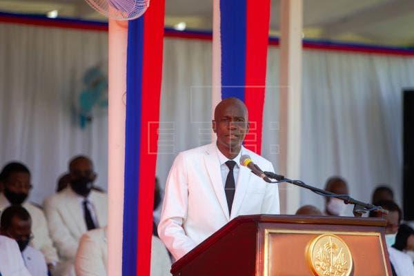 Asesinan a tiros al presidente de Haití
