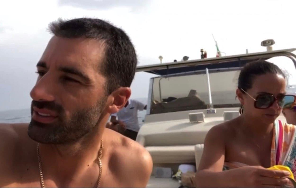 Toni Costa habla sobre vacaciones familiares