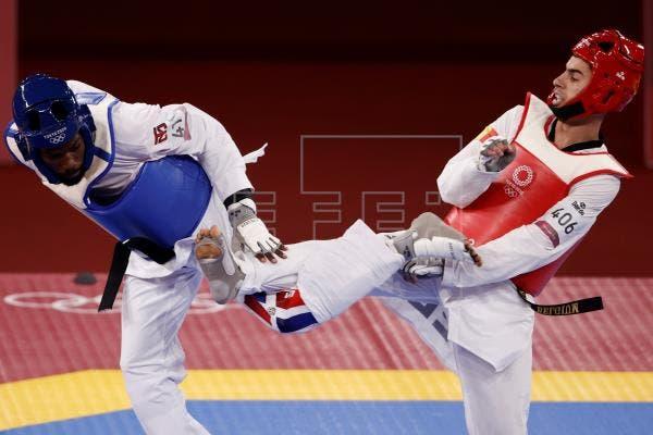 Bernardo Pie cae en cuartos ante el campeón olímpico Zhao Shuai