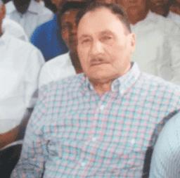 Fallece exdiputado Nicolás Sánchez