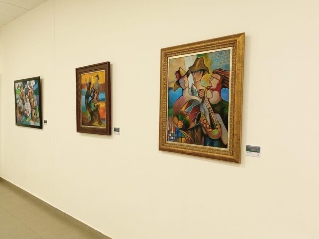 """El Centro Cultural Perelló inauguró la tarde de este jueves la exposición artística """"Añoranzas"""""""