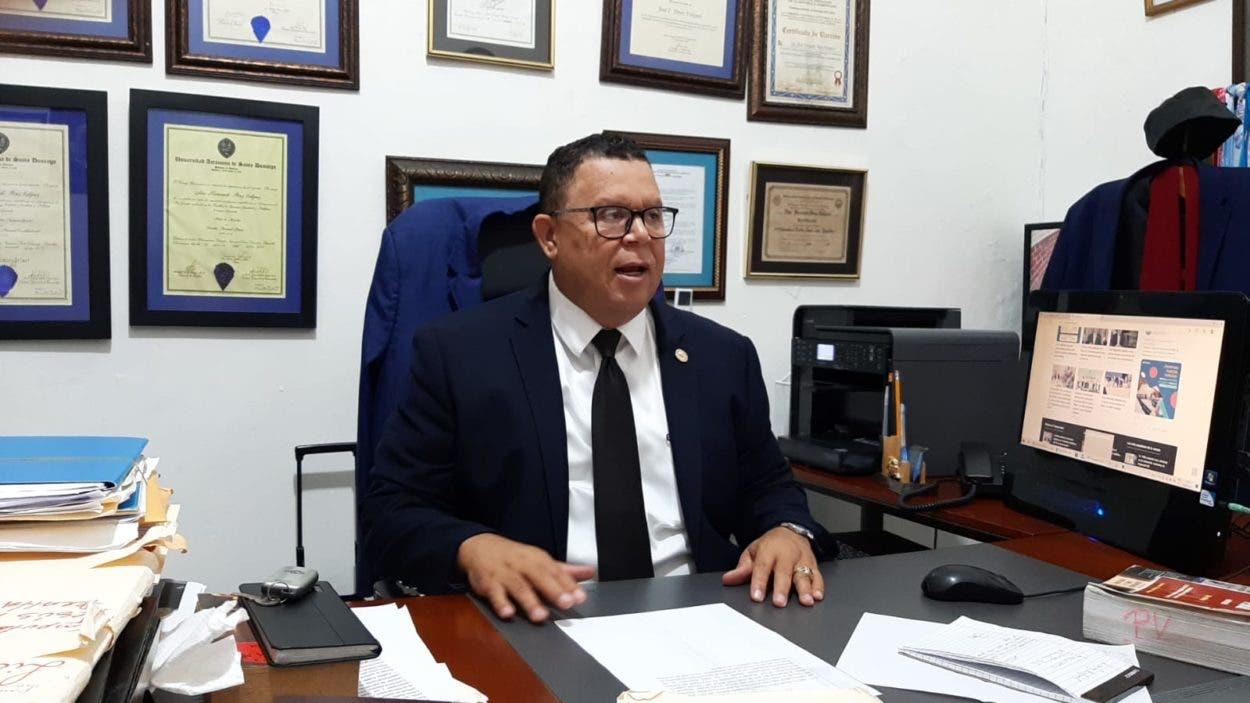 Delegado político confía JCE acatará sentencia