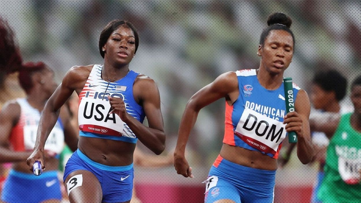 Dominicana y EE.UU son recalificados en relevo mixto 4X400