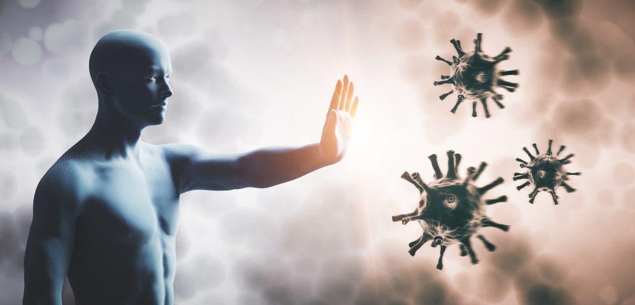 ¿Funciona la vacuna con un sistema inmunológico débil?