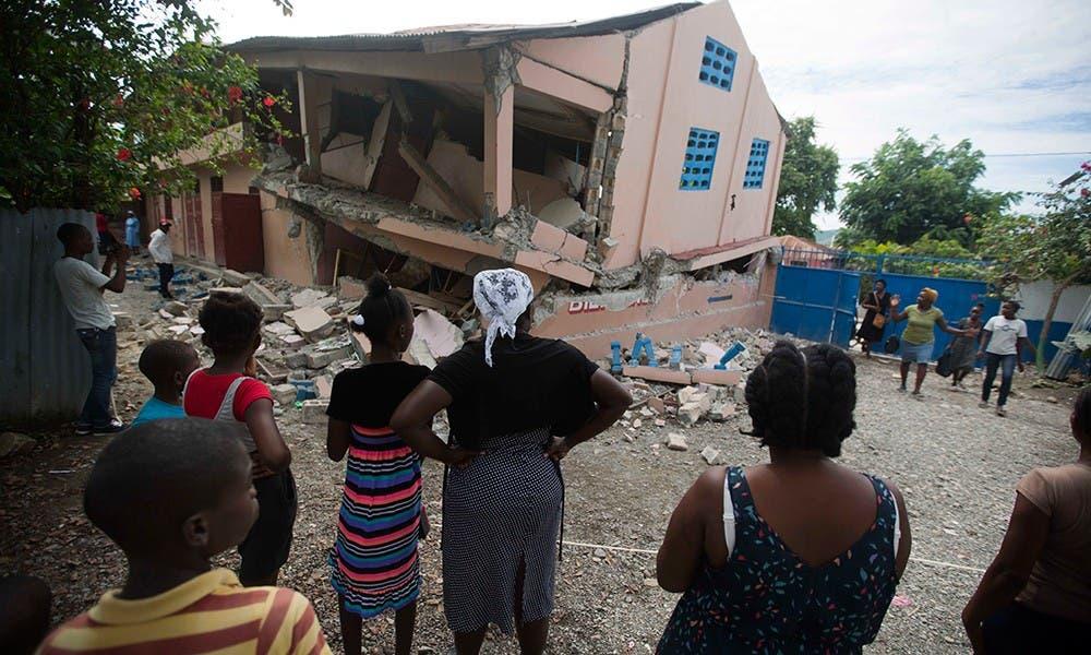 Haití eleva a 1.297 la cifra muertes por sismo