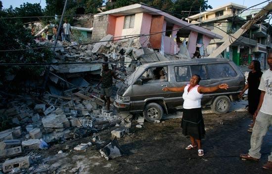 Haití: muertos por terremoto supera los 700