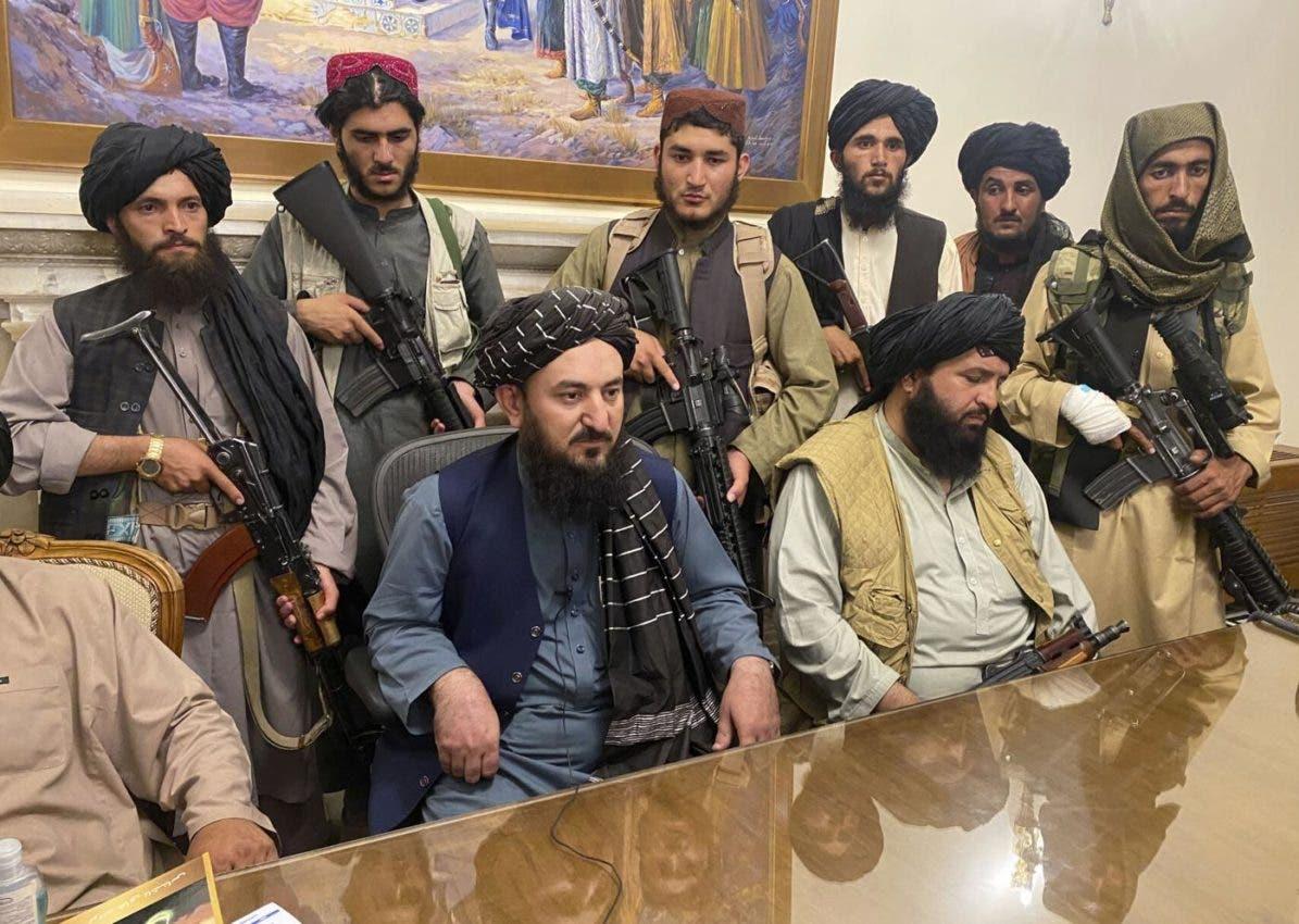 Poder talibán