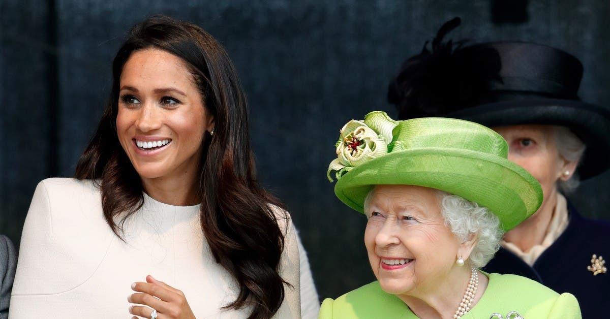 La familia real envía felicidades a la duquesa de Sussex por su cumpleaños
