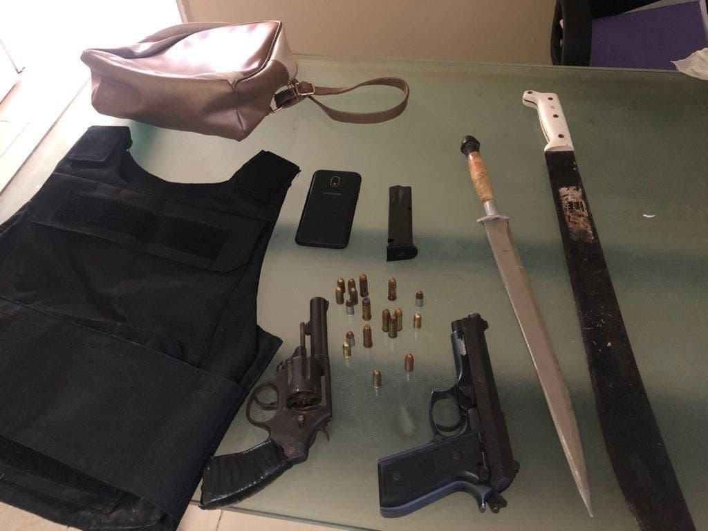 Policía apresa hombre por doble homicidio en La Romana