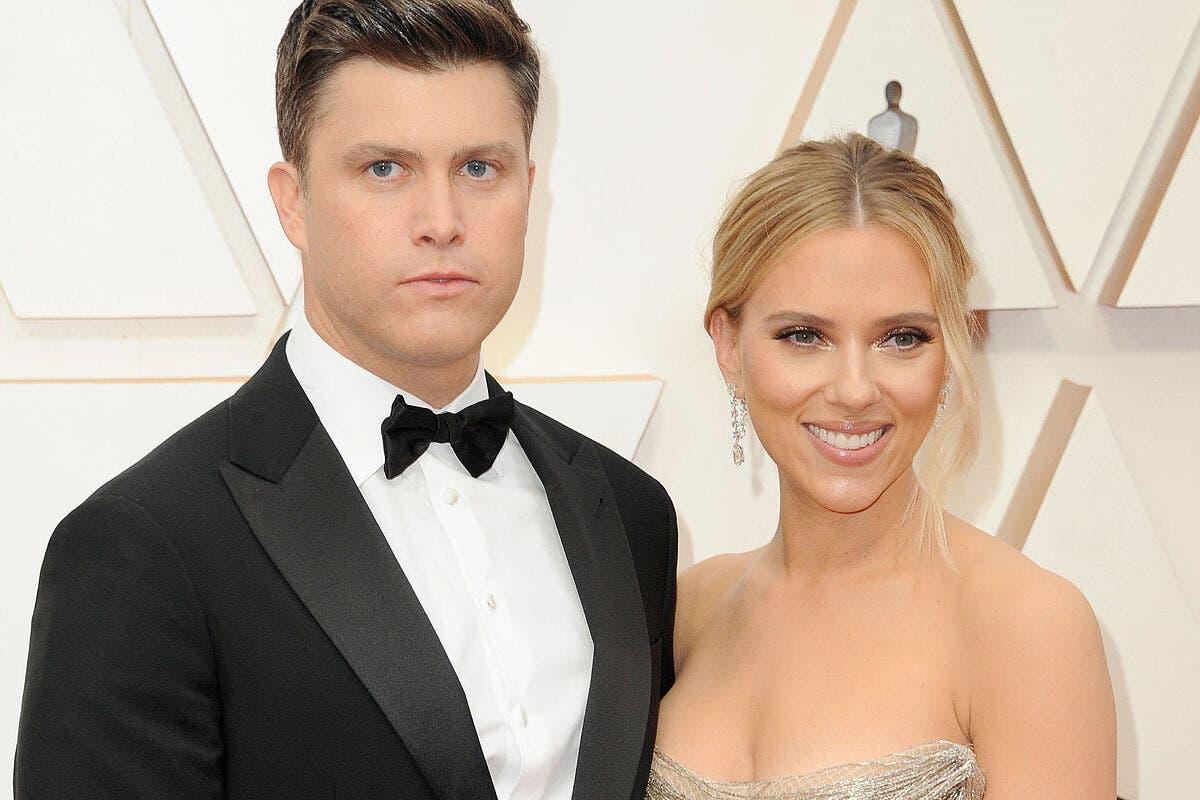 Scarlett Johansson y Colin Jost anuncian el nacimiento del primer hijo de ambos