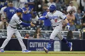 Dodgers vencen a Padres en el juego más largo de Grandes Ligas