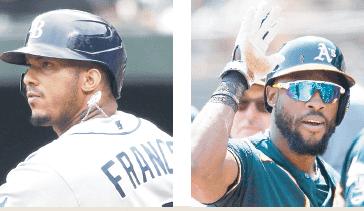 Franco y Marte, dos de los dominicanos encendidos