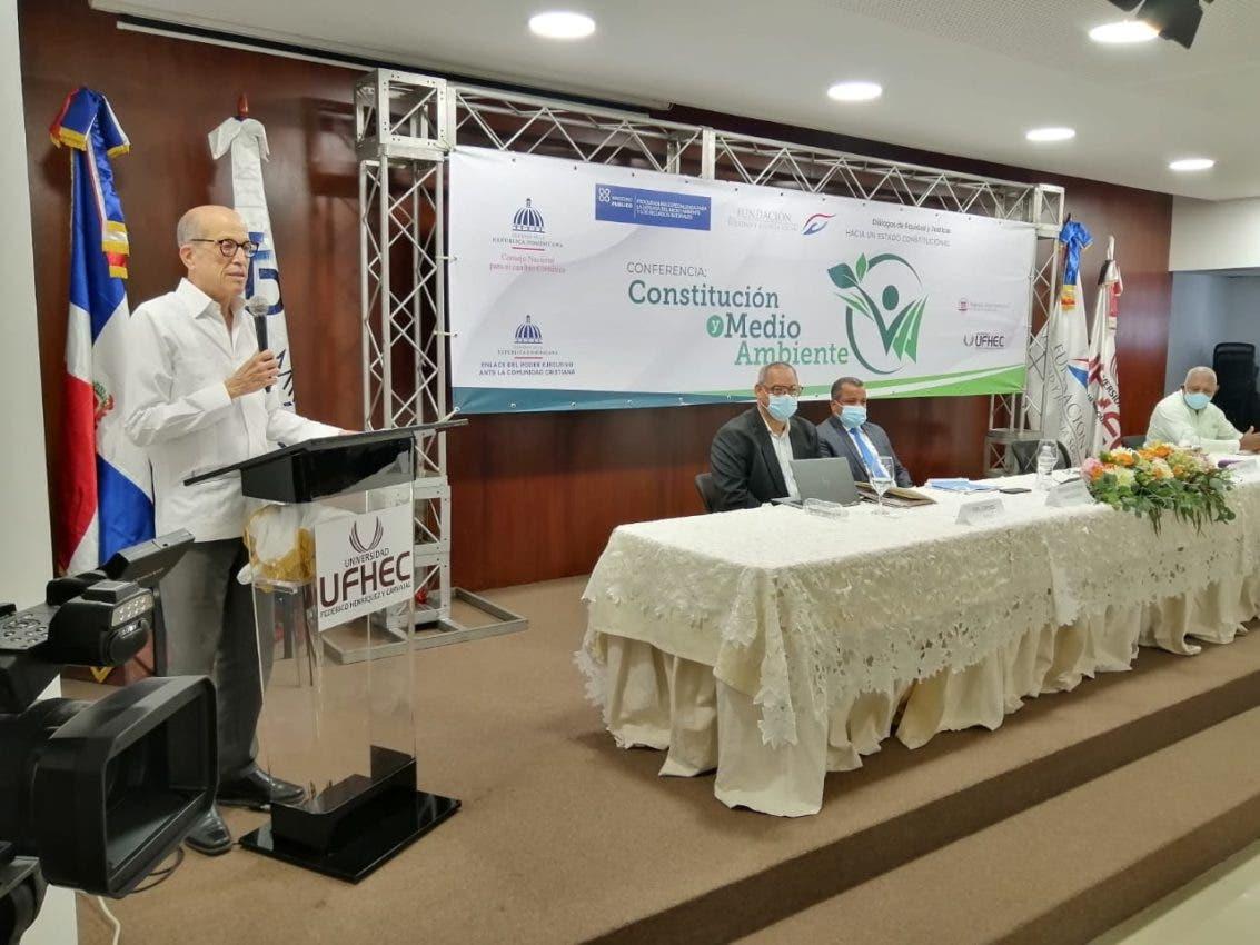 Puig descarta que TC rechace tratado de Escazú y confía sea ratificado por Congreso