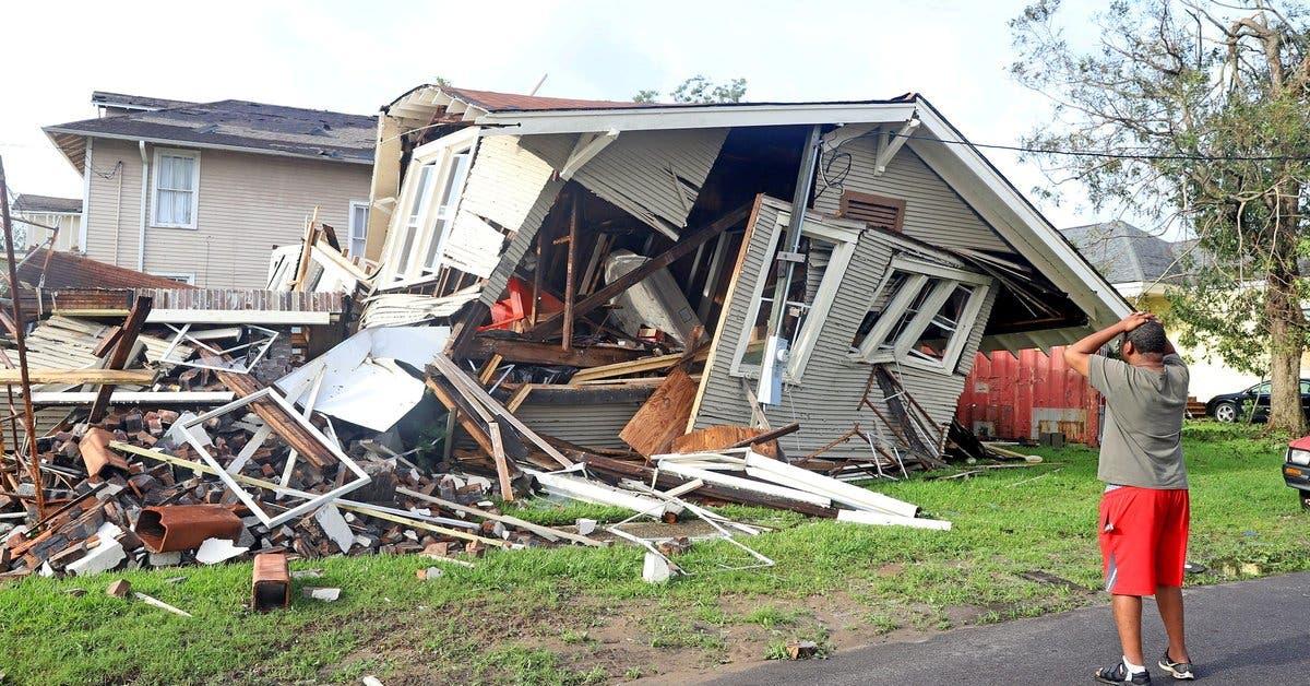 Aumentan a cuatro los muertos en EE.UU. tras paso del huracán Ida