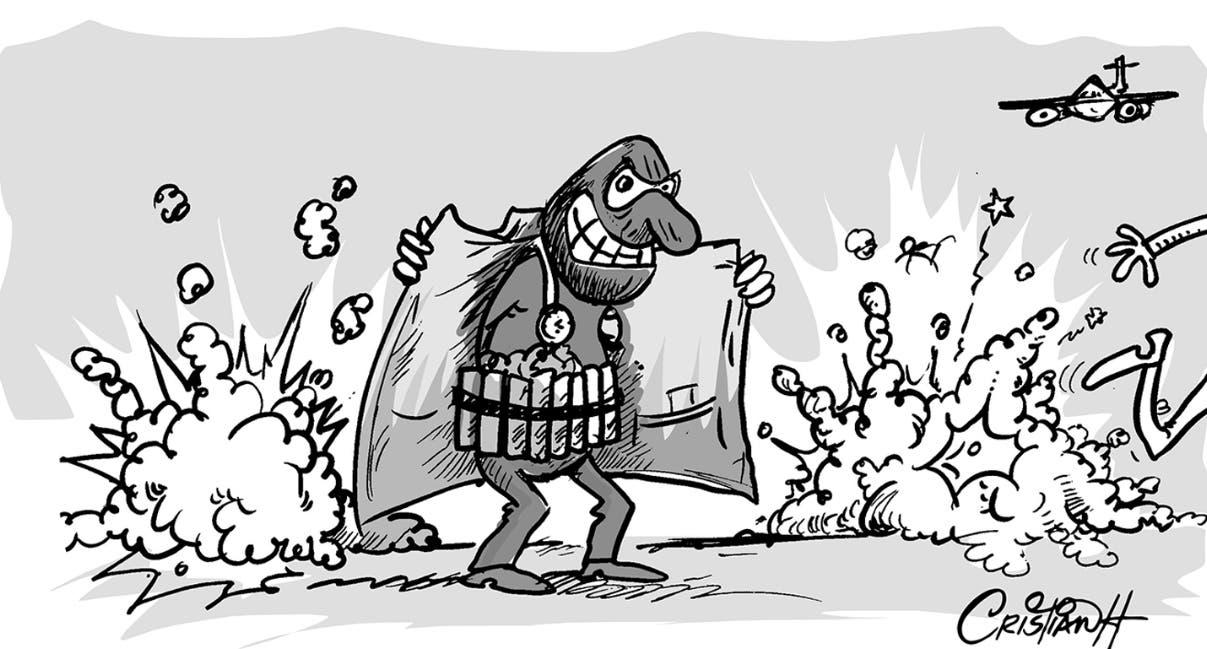 Terror en Afganistán