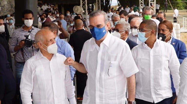 Abinader valora gestión Rosario en IAD