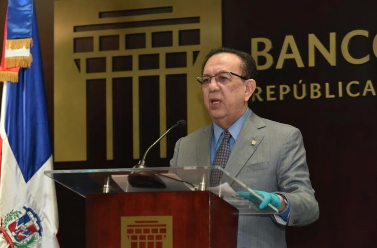 BC refuta críticas de Leonel caso economía