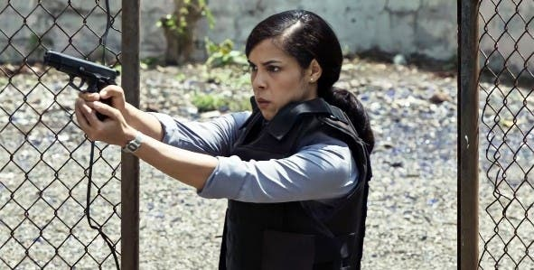 Judith Rodríguez en nuevo rol por HBO MAX