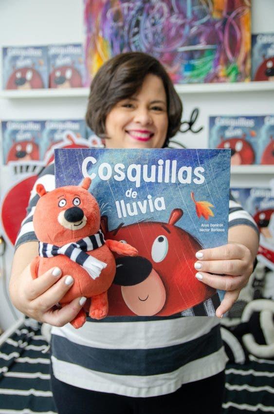 Anya Damirón publica nuevo libro