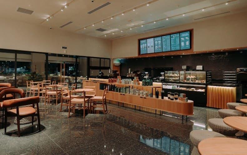 Starbucks abre en Galería 360