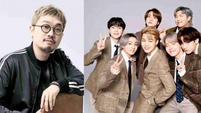 Productor de BTS es el empleado mejor pagado en Corea del Sur