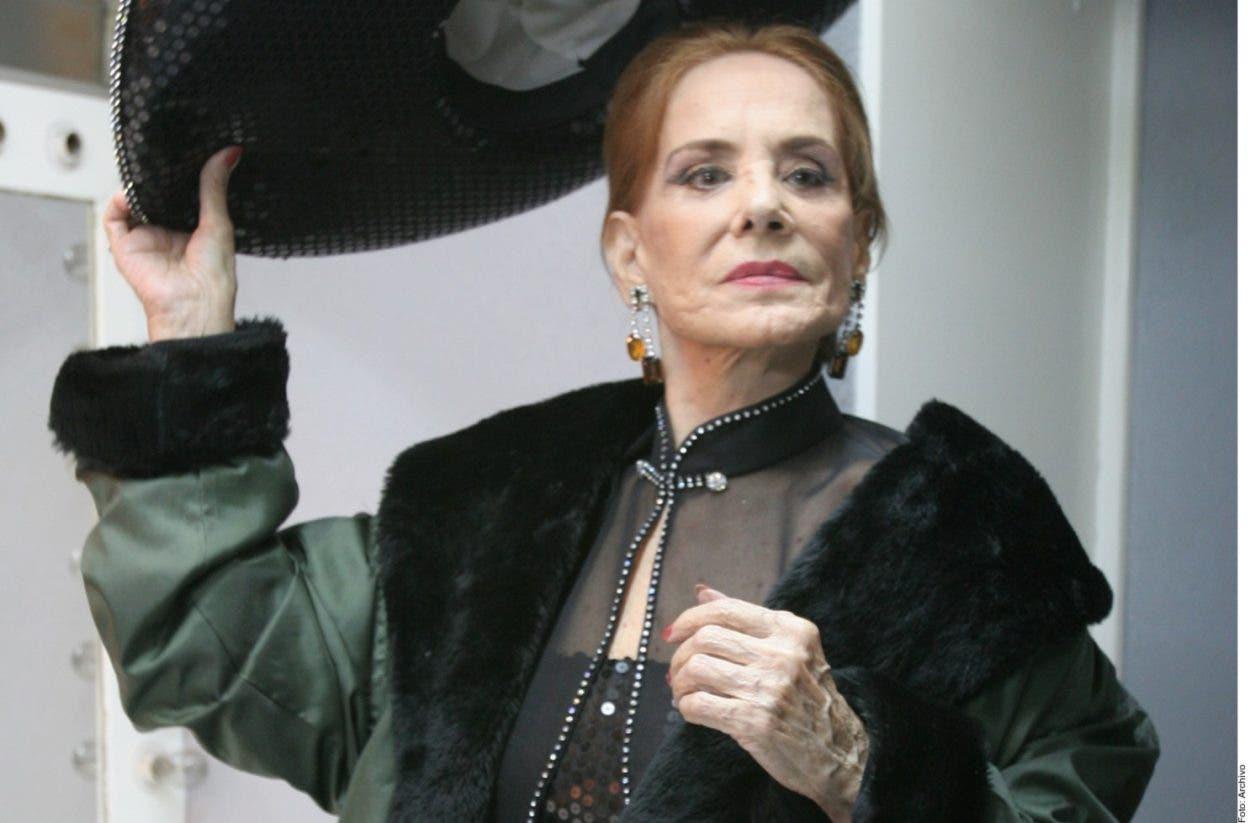 Muere actriz de la era dorada del cine mexicano