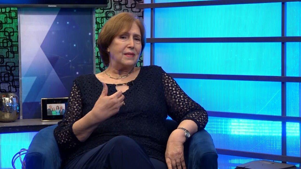 Ministra busca descentralizar la cultura de Santo Domingo y extenderla a todo el país