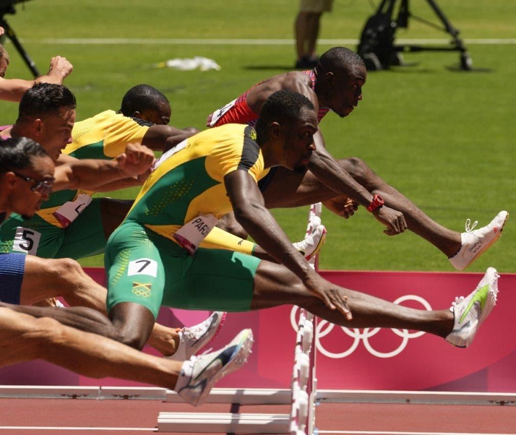 Jamaicano ganó oro gracias a voluntaria
