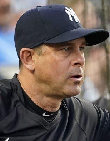 Yankees pasan al segundo lugar en la División Este