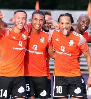 Cibao FC se impone a Jarabacoa en la Liguilla