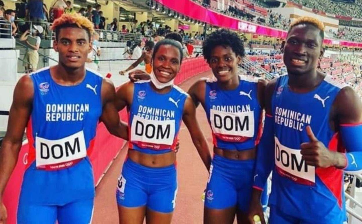 Medallistas atletismo en Tokio son miembros de Fuerza Aérea Dominicana