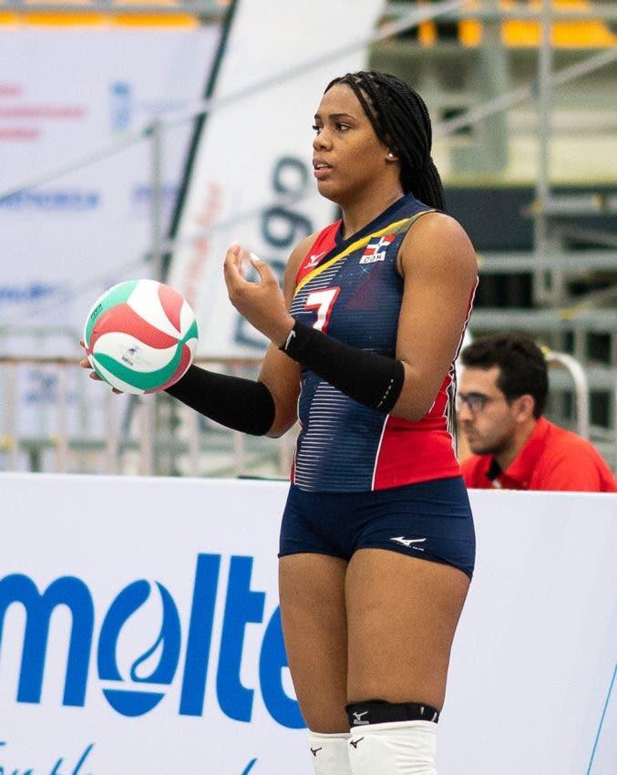 Madeline Guillén: Nueva estrella del voleibol