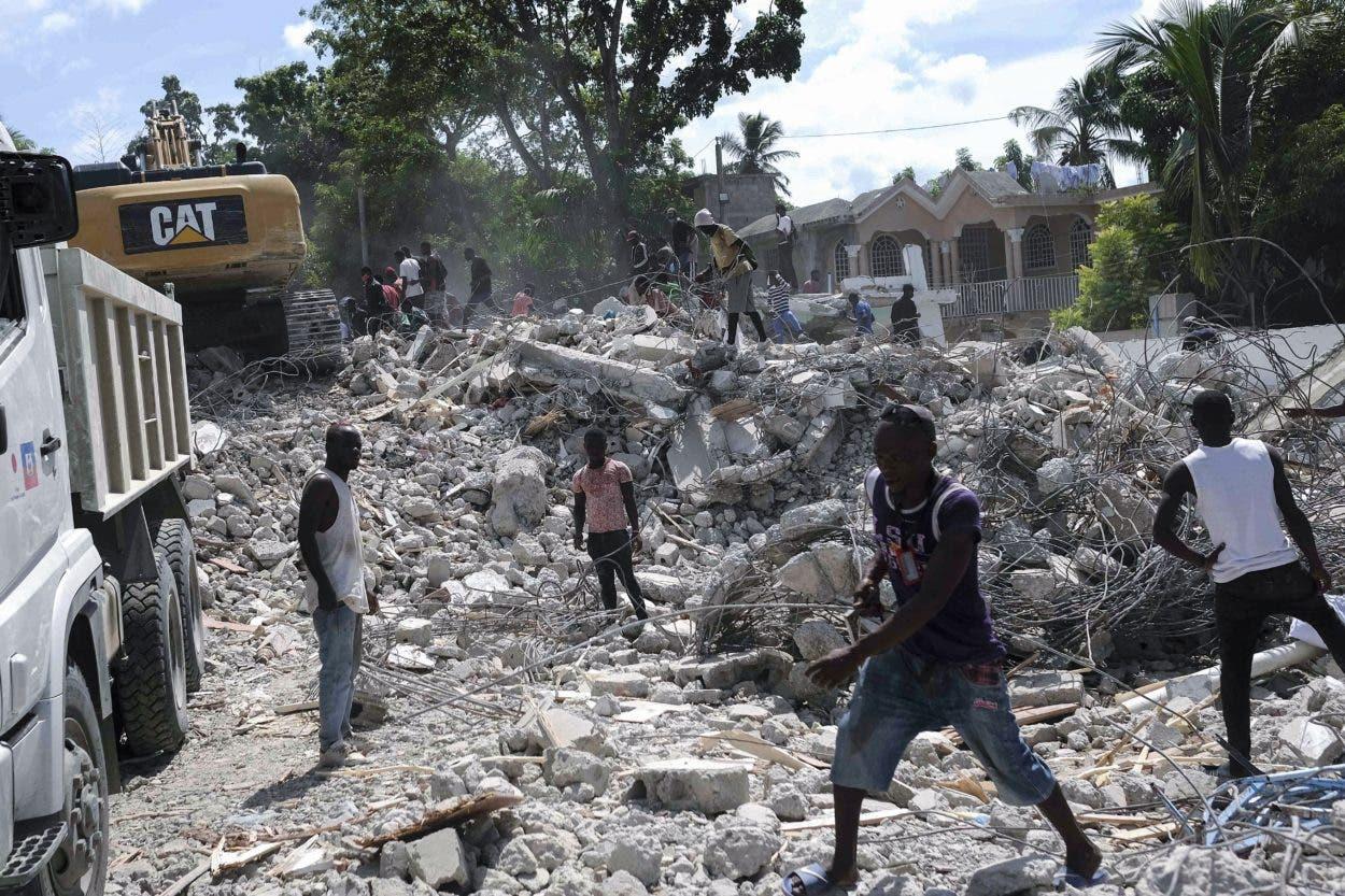 Ante catástrofe: Unidad Haití